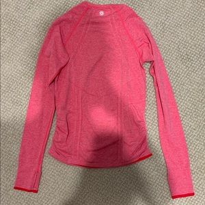 Athleta long sleeve shirt